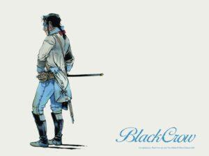 Fondo pantalla Black Crow