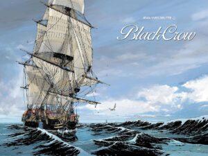 Ilustracion Black Crow