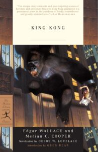 King Kong Lovelace Cover