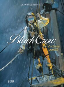 Portada Black Crow Volumen 1