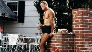 Burt Lancaster en The Swimmer 2