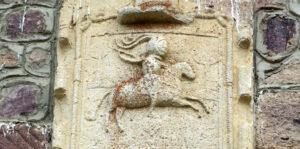 Escudo de la Dama de Arintero