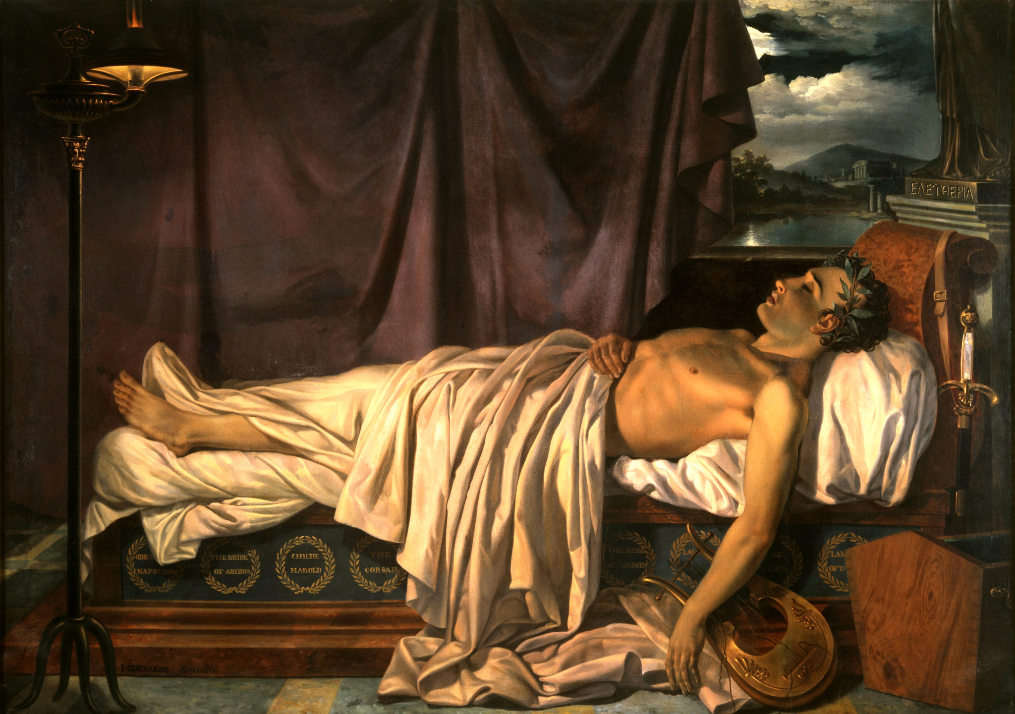 Lord_Byron_on_his_Death-bed_c._1826