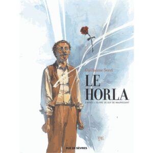 Portada francesa El Horla