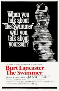 Poster The Swimmer