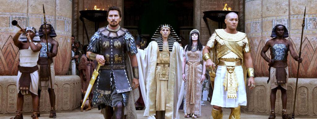 Protagonistas de Exodus