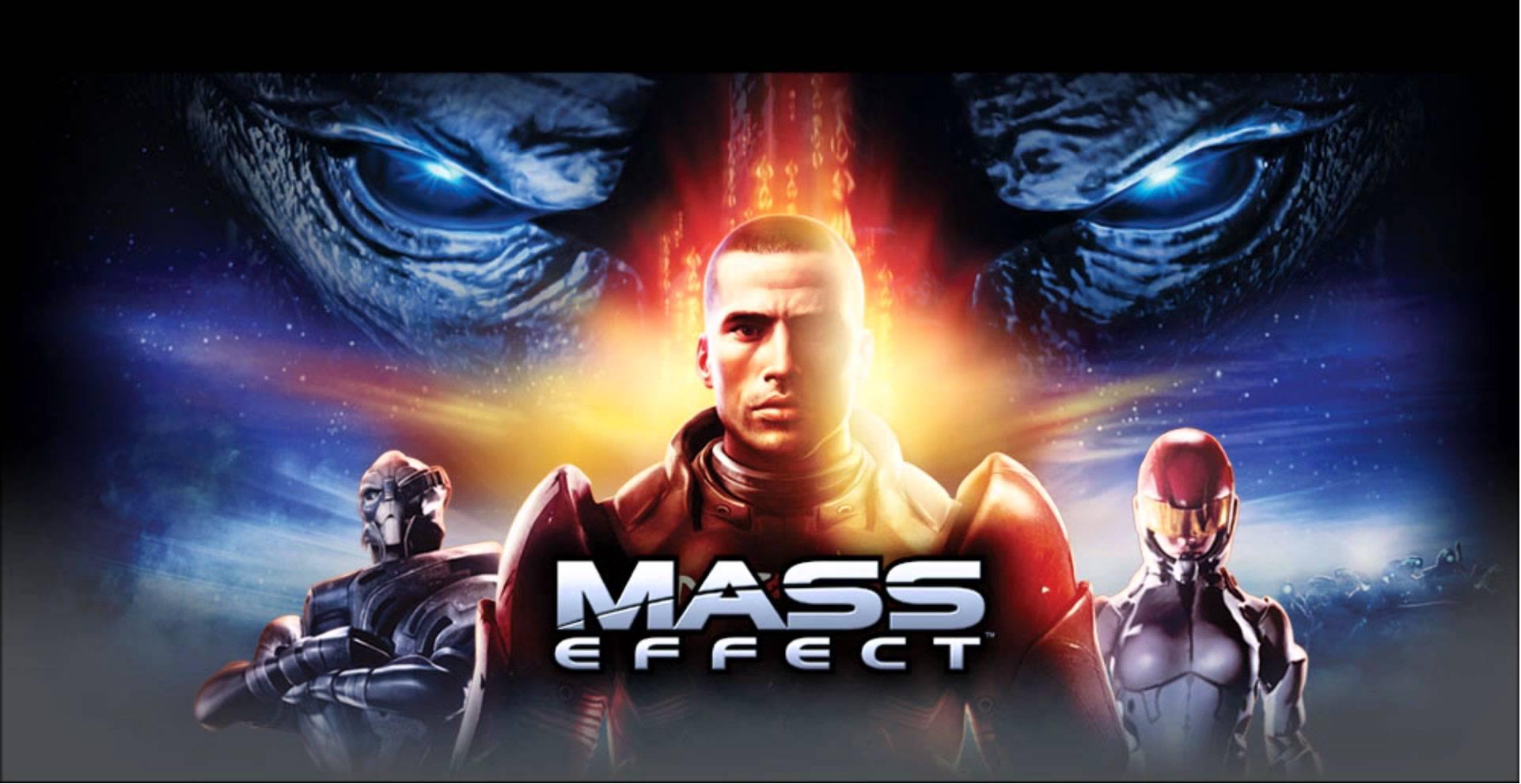 Resultado de imagen de mass effect 1