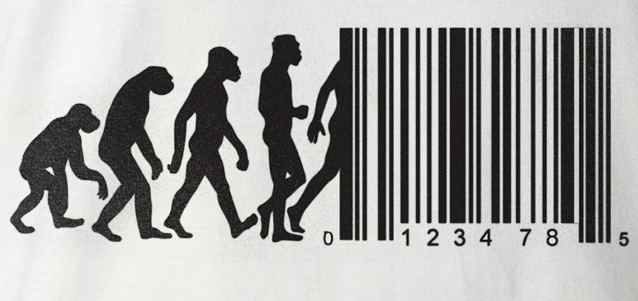 De mono a codigo de barras