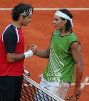 Nadal Federer III 4