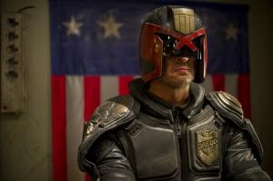Dredd - Bandera Americana