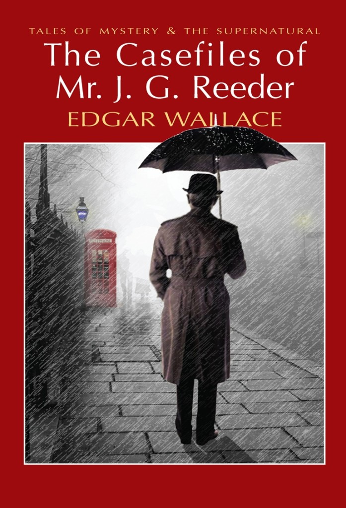 The casefiles of Mr J G Reeder