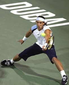 Rafael Nadal - Dubai 2006 - 2