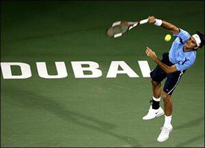 Roger Federer - Dubai 2006
