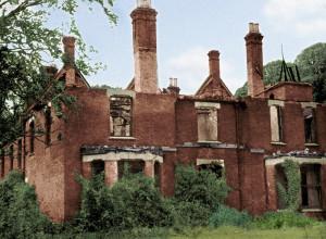 Ruinas de la Rectoria Borley
