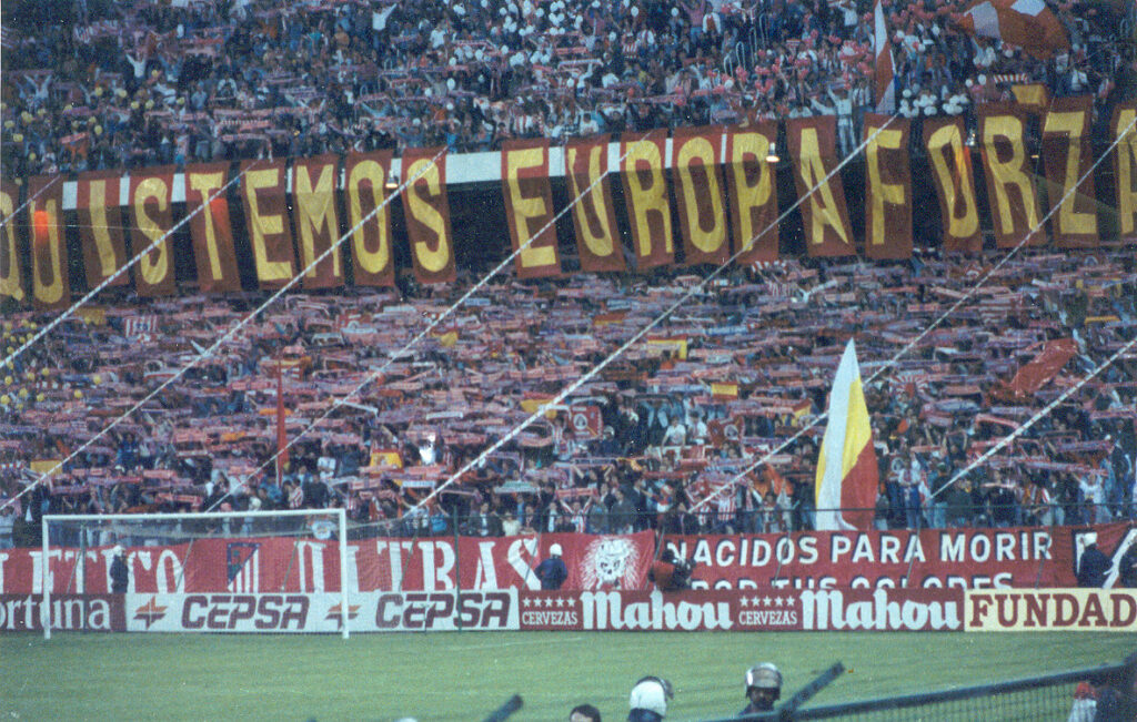 Ultras Atletico Madrid