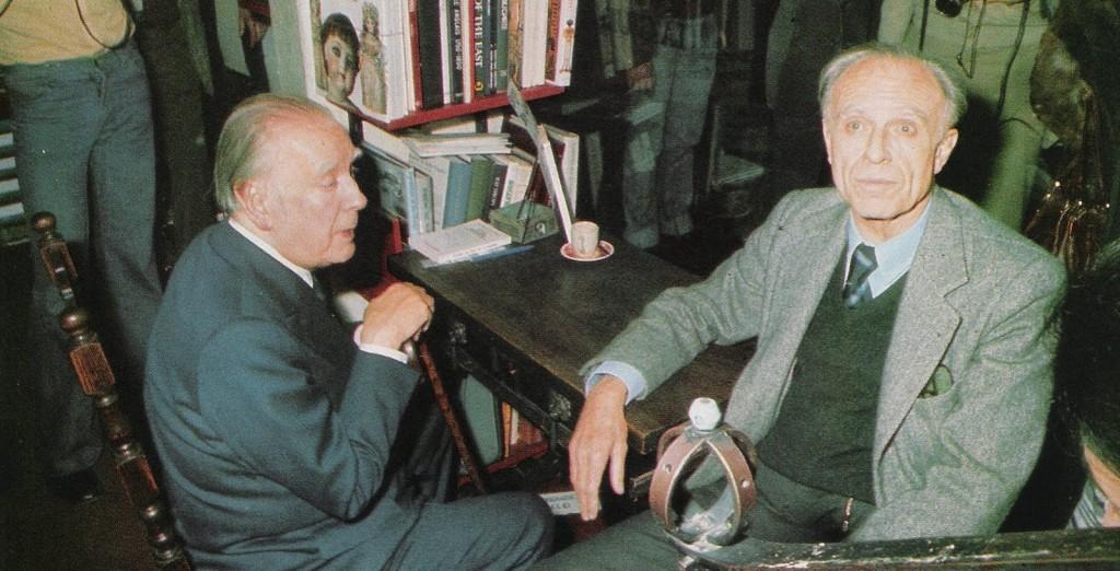 Borges y Bioy Casares
