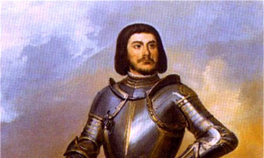Gilles de Rais superior
