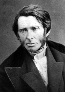 John Ruskin circa 1850