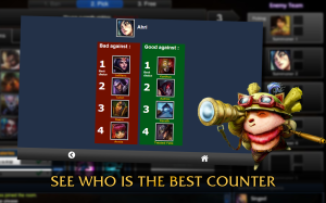 LoL Counter Picks