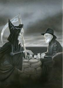 Terry Pratchett y la Muerte