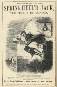 Penny Dreadful - Spring Heeled Jack