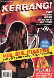 Portada Kerrang