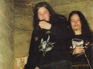 Varg Vikernes y Euronymous