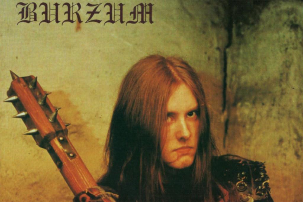 Vikernes - Burzum