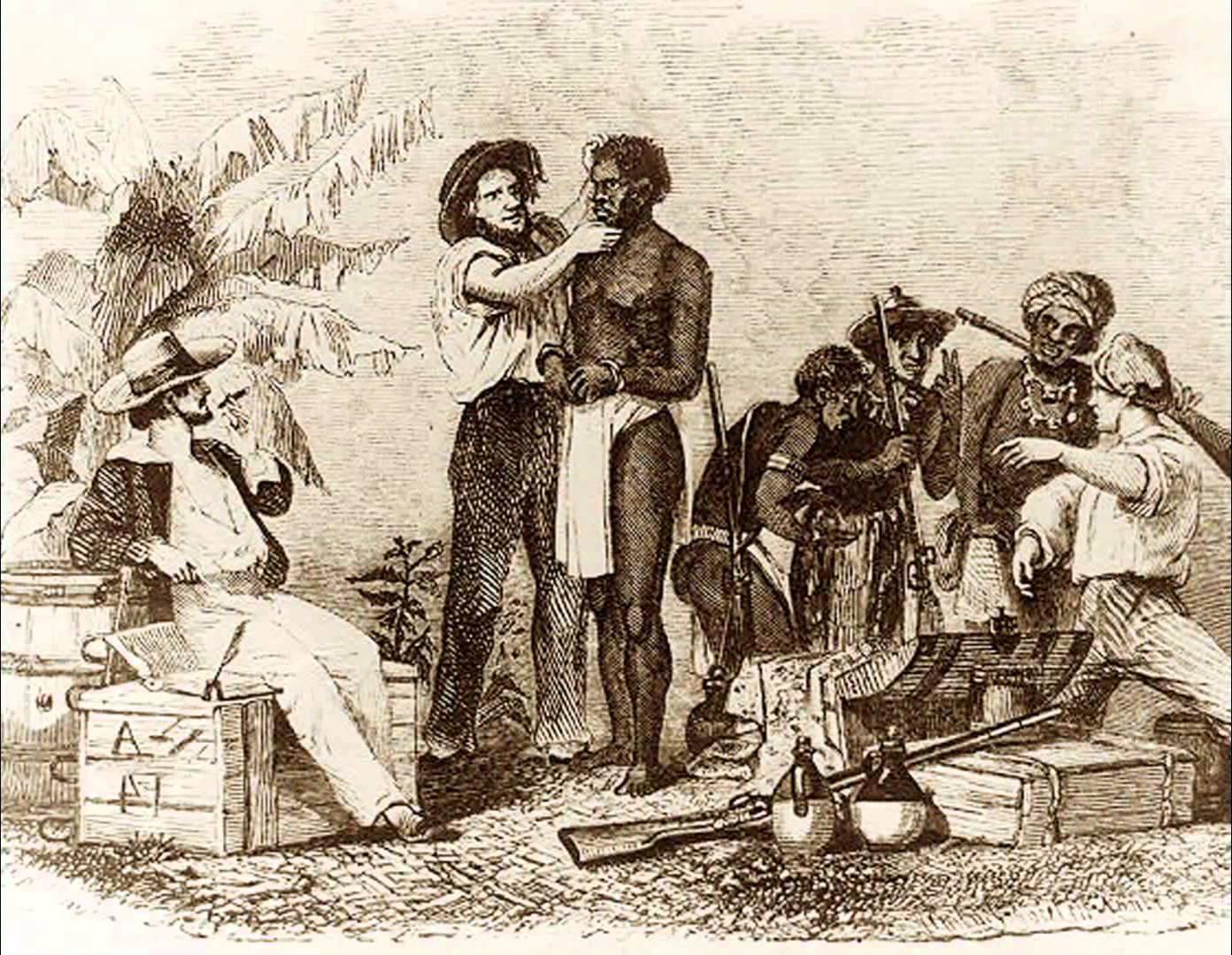 Resultado de imagen de esclavitud;  Venezuela; cimarronaje.