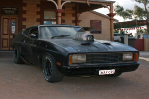 Mad Max Coche Interceptor