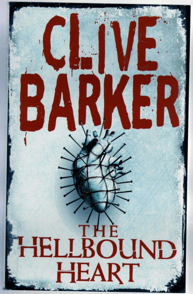 The Hellbound Heart cover