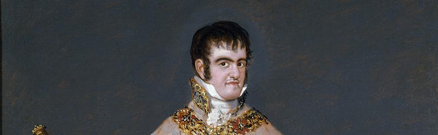 Fernando VII - Goya