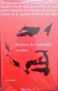 Secretos de generales - Luis Baez