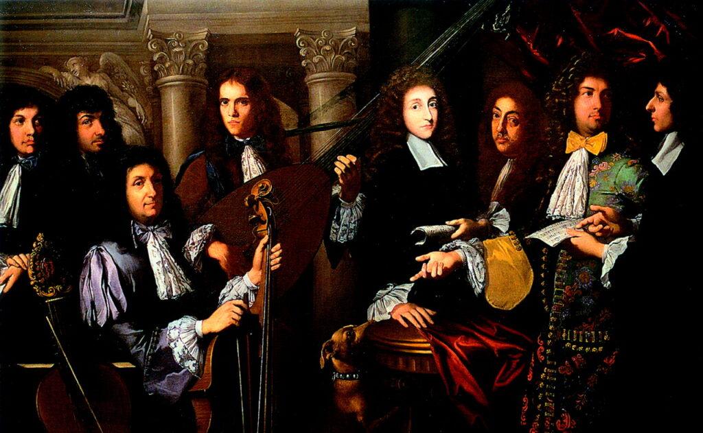 Anton Domenico Gabbiani - Musicos