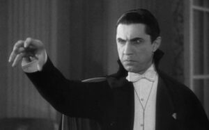 Bela Lugosi como Dracula