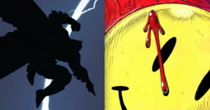 Dark Knight & Watchmen