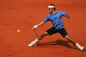 Golpe de Federer