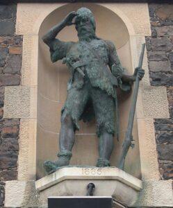 Alexander_Selkirk_Statue