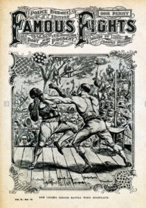 Cribb vs Molineaux, segundo combate