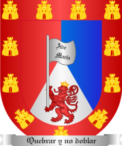 Escudo de Hernan Perez del Pulgar