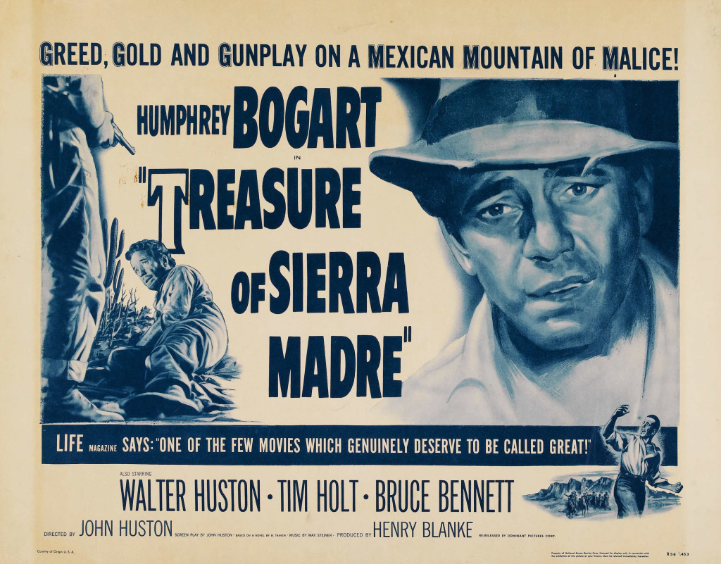 02 - El tesoro de Sierra Madre
