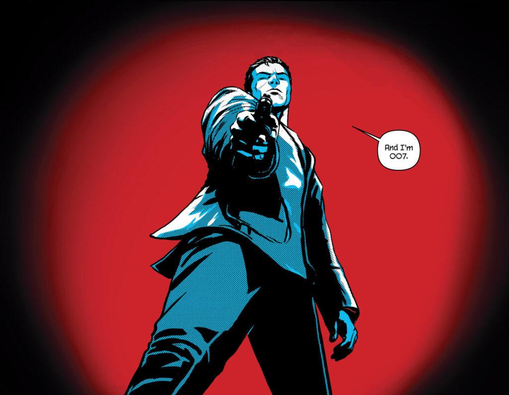 James Bond VARGR