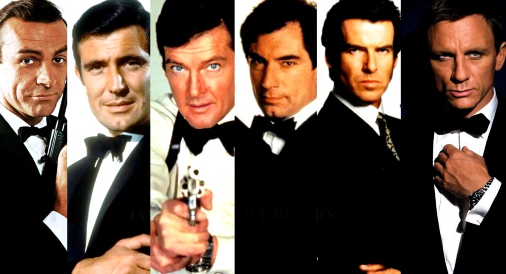 Todos los Bond