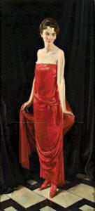 Madame Errazuriz - William Orpen, 1915