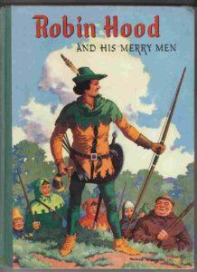 Robin Hood y sus compañeros
