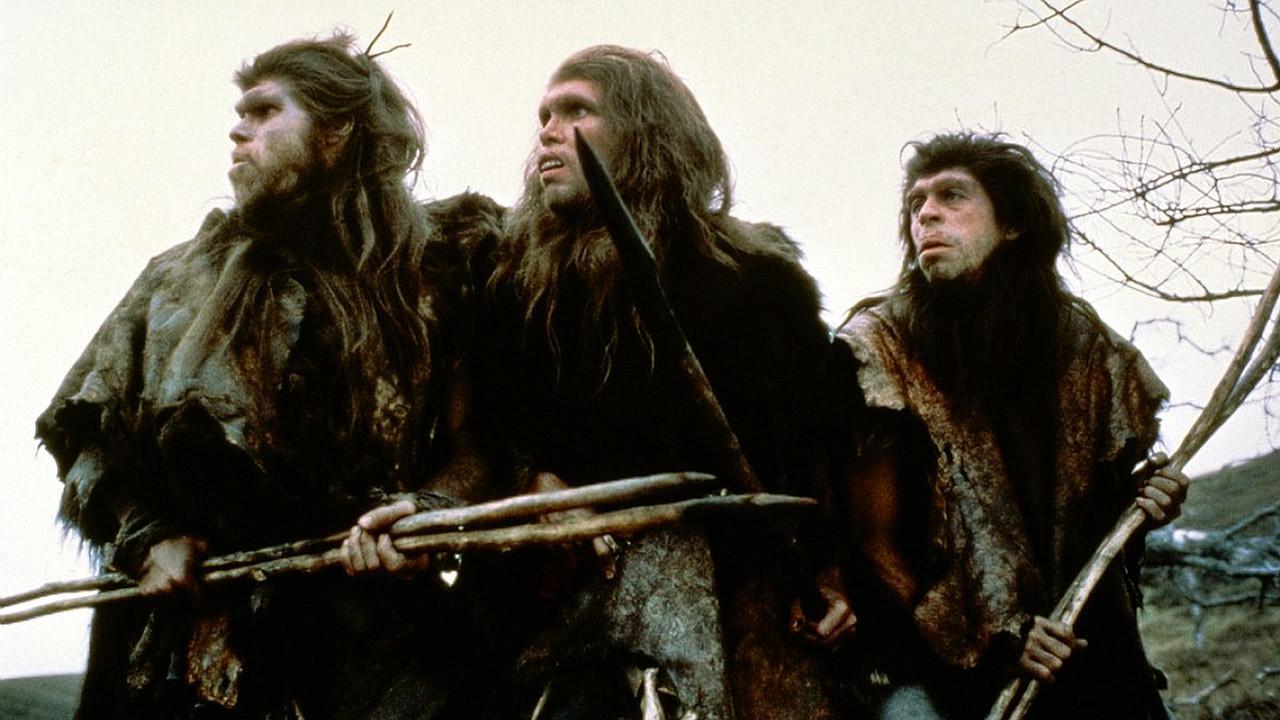 En busca del fuego: Rosny, Annaud, Roudier y Champelovier nos llevan a la  prehistoria - La Soga | Revista Cultural