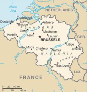 mapa-de-belgica-con-mechelen-malinas