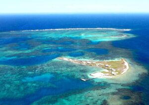 Las islas de los Abrolhos hoy en dia