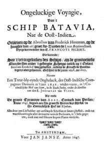 Ongeluckige_voyagie_vant_schip_Batavia_(Frontispiece)