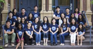 Asian American College Centre Yale